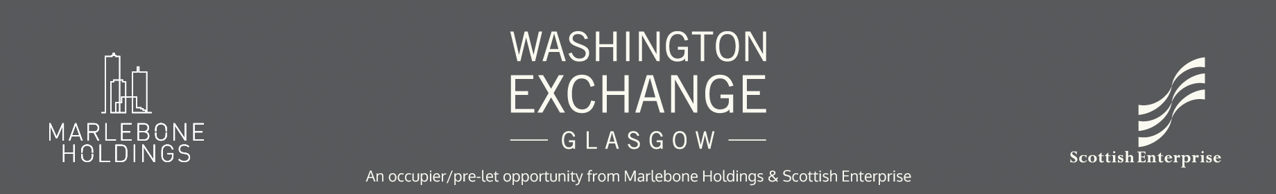 An occupier/pre-let opportunity from Marlebone Ltd & Scottish Enterprise